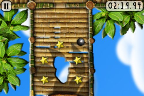 Capturas de pantalla del juego Little metal ball para iPhone, iPad o iPod.