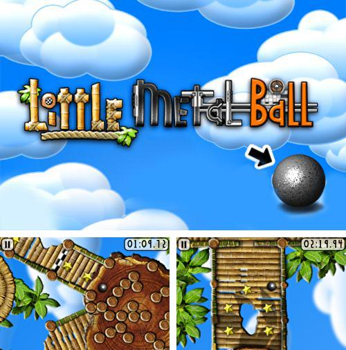 In addition to the game Storm casters for iPhone, iPad or iPod, you can also download Little metal ball for free.