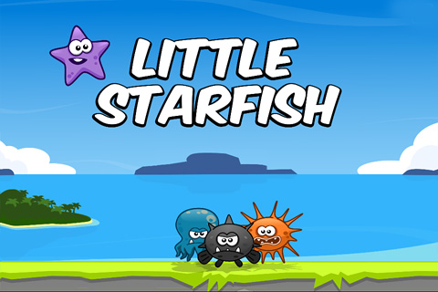 Little starfish
