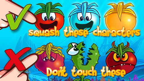 Free Little tomato: Age of tomatoes download for iPhone, iPad and iPod.