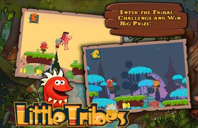 Download Little Tribes iPhone free game.