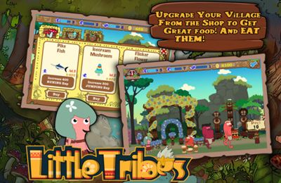 Игра Little Tribes для iPhone