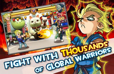 Скачать Little Warrior – Multiplayer Action Game на iPhone бесплатно