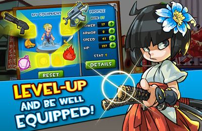 Игра Little Warrior – Multiplayer Action Game для iPhone