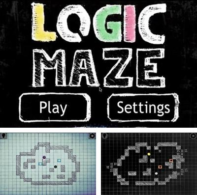 In addition to the game Blastronaut for iPhone, iPad or iPod, you can also download Logic Maze for free.