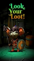Download Look, your loot! iPhone free game.