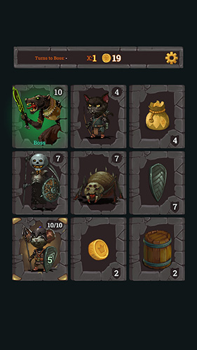 Screenshots do jogo Look, your loot! para iPhone, iPad ou iPod.