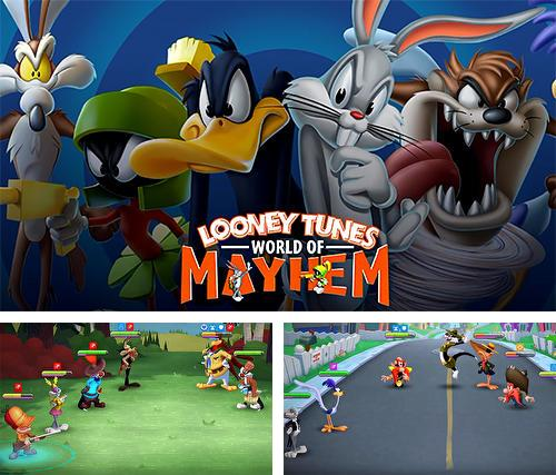 Скачать Looney tunes: World of mayhem на iPhone бесплатно