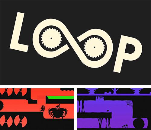 In addition to the game Cowboys vs. Zombies for iPhone, iPad or iPod, you can also download Loop for free.
