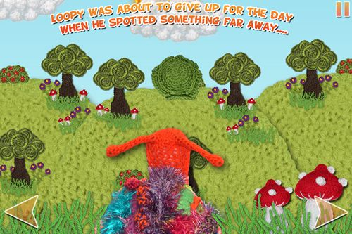 Download Loopy lost his lettuce iPhone free game.