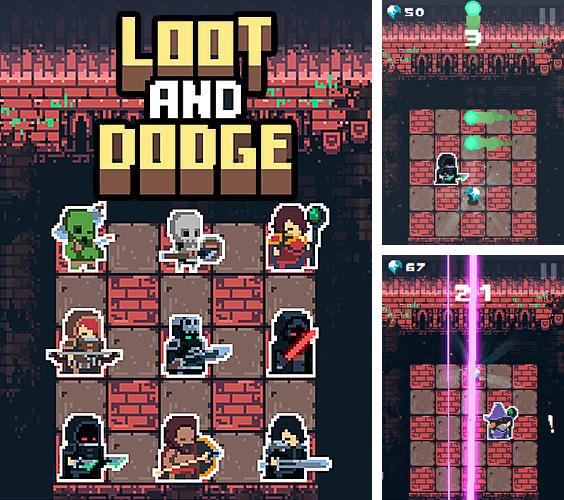 In addition to the game Lightopus for iPhone, iPad or iPod, you can also download Loot and dodge for free.