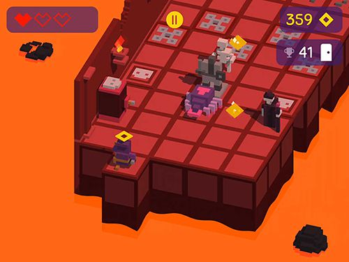 Free Looty dungeon download for iPhone, iPad and iPod.