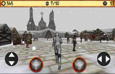 Screenshots of the Lord & Master game for iPhone, iPad or iPod.