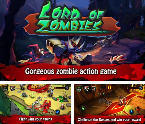 In addition to the game Gesundheit! for iPhone, iPad or iPod, you can also download Lord of Zombies for free.