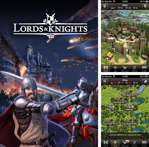 In addition to the game Monster Dash for iPhone, iPad or iPod, you can also download Lords & knights for free.