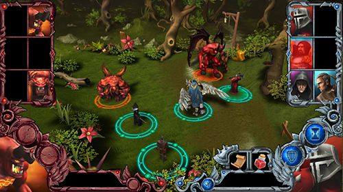 Download Lords of discord iPhone free game.