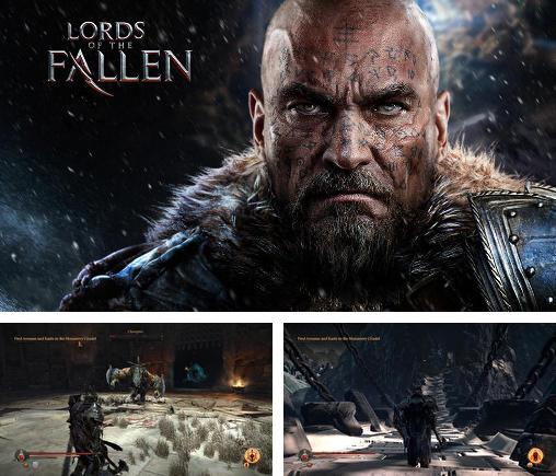 In addition to the game Spider: Rite of the shrouded moon for iPhone, iPad or iPod, you can also download Lords of the fallen for free.