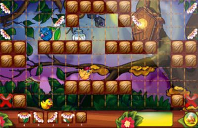 Capturas de pantalla del juego Lost Birds para iPhone, iPad o iPod.