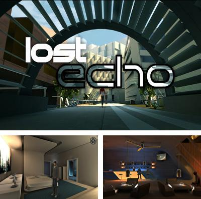 In addition to the game Ice age hunter: Evolution for iPhone, iPad or iPod, you can also download Lost Echo for free.