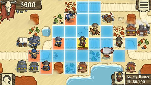 Free Lost frontier download for iPhone, iPad and iPod.