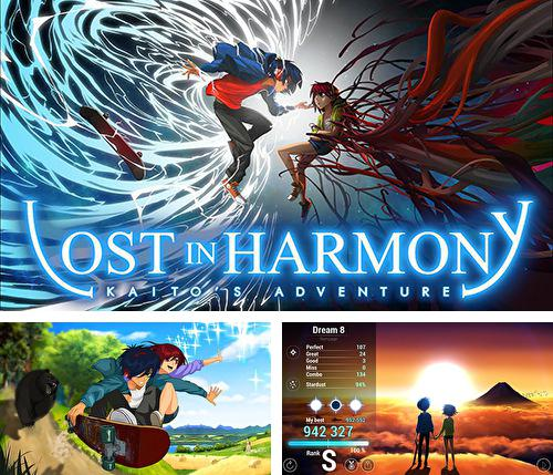In addition to the game Caylus for iPhone, iPad or iPod, you can also download Lost in harmony for free.