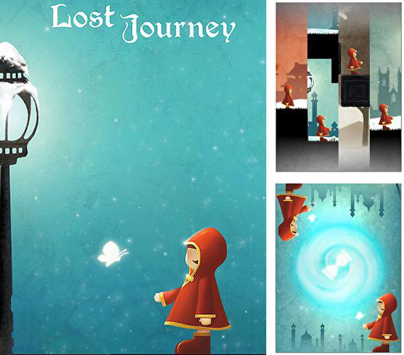 In addition to the game Hairy Tales for iPhone, iPad or iPod, you can also download Lost journey for free.