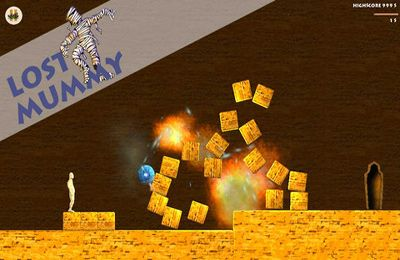 Descarga gratuita de Lost Mummy para iPhone, iPad y iPod.