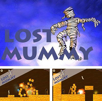 In addition to the game Totemo for iPhone, iPad or iPod, you can also download Lost Mummy for free.