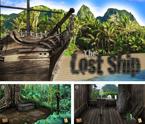 In addition to the game Inferno+ for iPhone, iPad or iPod, you can also download Lost ship for free.