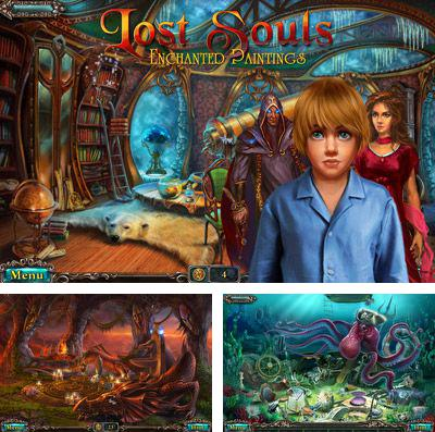 In addition to the game Lost Souls: Enchanted Paintings for iPhone 6s, you can download Lost Souls: Enchanted Paintings for iPhone, iPad, iPod for free.