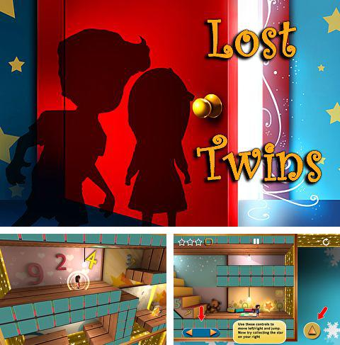 In addition to the game Atlantis: Evolution for iPhone, iPad or iPod, you can also download Lost twins for free.