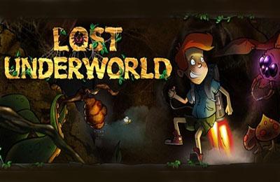Lost Underworld Great Adventure Iphone Game Free