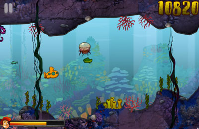 Écrans du jeu Lost Underworld – Great Adventure! pour iPhone, iPad ou iPod.