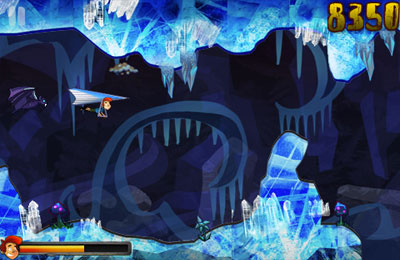 Screenshots vom Spiel Lost Underworld – Great Adventure! für iPhone, iPad oder iPod.