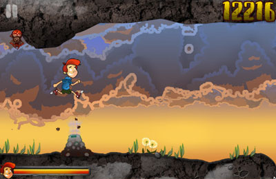 Capturas de pantalla del juego Lost Underworld – Great Adventure! para iPhone, iPad o iPod.