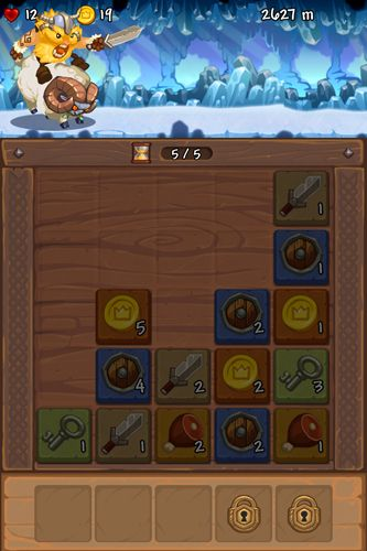 Capturas de pantalla del juego Lost viking para iPhone, iPad o iPod.