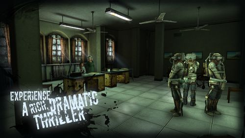 Download Lost within iPhone free game.
