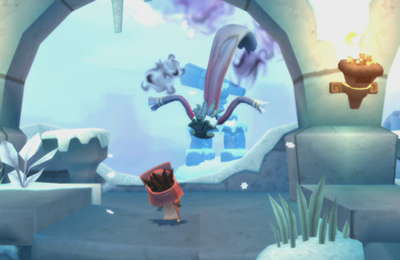 Capturas de pantalla del juego LostWinds 2: Winter of the Melodias para iPhone, iPad o iPod.