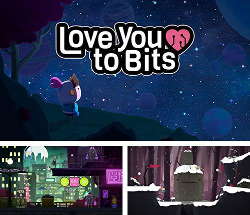 In addition to the game Cloud chasers: A Journey of hope for iPhone, iPad or iPod, you can also download Love you to bits for free.