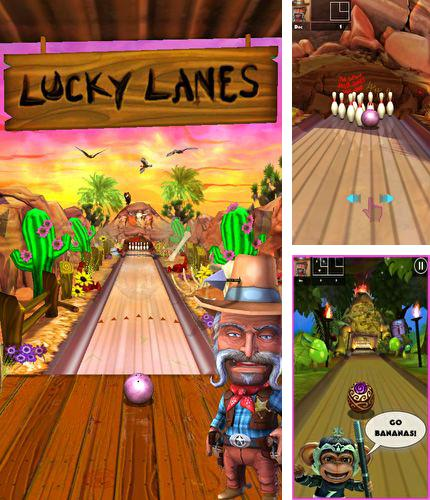 Download Lucky lanes iPhone free game.
