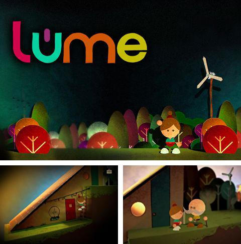 In addition to the game The Lost Cases of Sherlock Holmes for iPhone, iPad or iPod, you can also download Lume for free.
