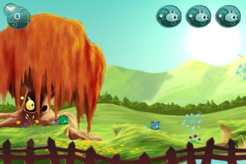 Screenshots do jogo Lumi para iPhone, iPad ou iPod.