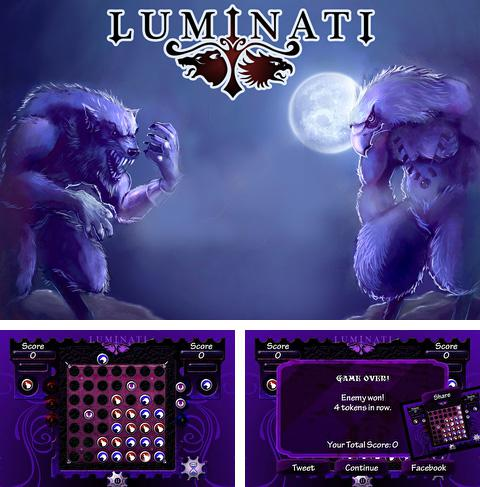 In addition to the game Vertigoo for iPhone, iPad or iPod, you can also download Luminati for free.