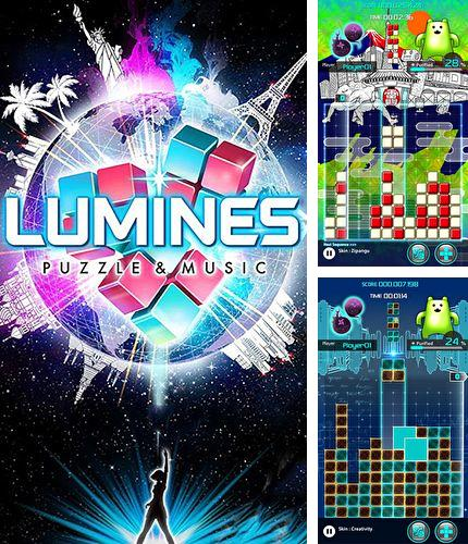 In addition to the game Bio Inc.: Biomedical plague for iPhone, iPad or iPod, you can also download Lumines puzzle and music for free.