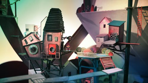 Free Lumino city download for iPhone, iPad and iPod.