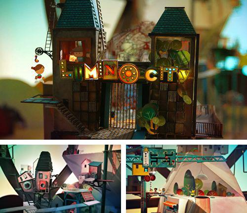 In addition to the game Evil dead for iPhone, iPad or iPod, you can also download Lumino city for free.