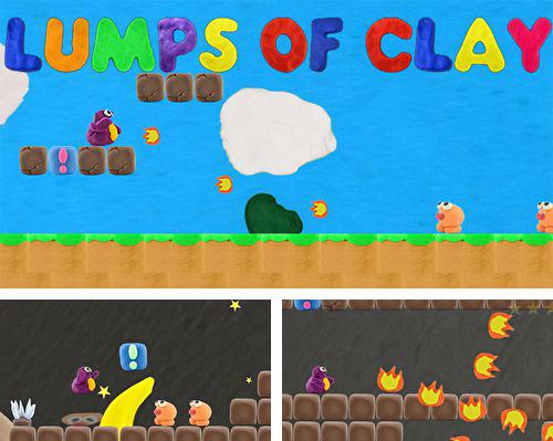 In addition to the game Adelantado trilogy. Book one for iPhone, iPad or iPod, you can also download Lumps of сlay for free.