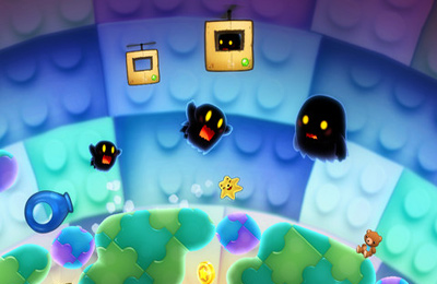 Capturas de pantalla del juego Luna Bears para iPhone, iPad o iPod.