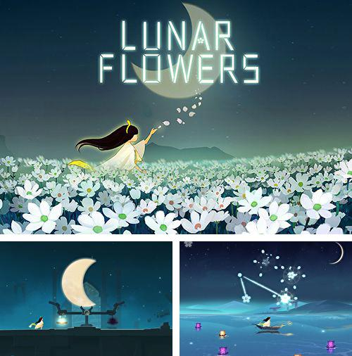 In addition to the game Mad Skills Motocross for iPhone, iPad or iPod, you can also download Lunar flowers for free.