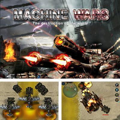 In addition to the game The X-files: Deep state for iPhone, iPad or iPod, you can also download Machine War for free.